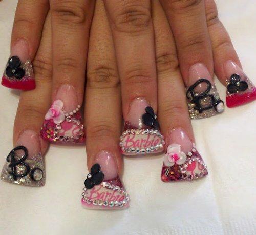 Утиные ногти
