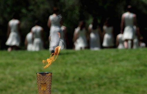 Олимпийский огонь 2012