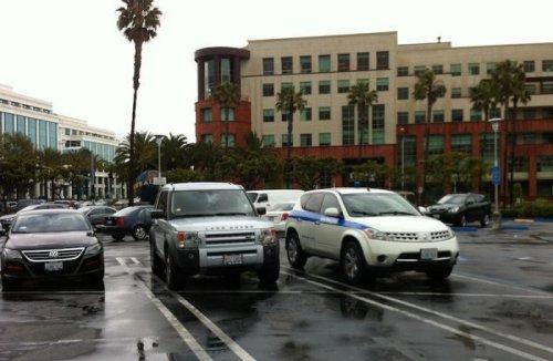 Милиция в Лос-Анджелесе