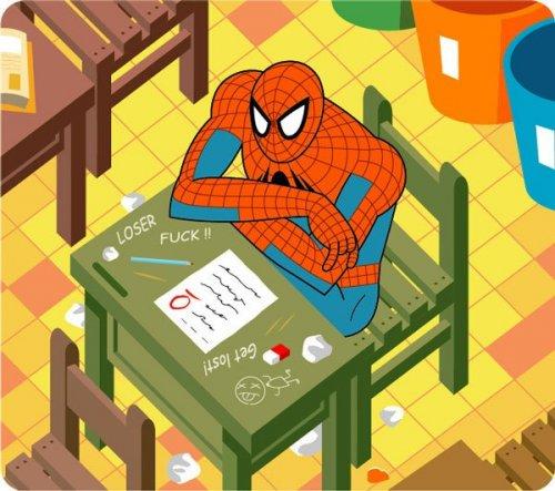 Супергерои в депрессии