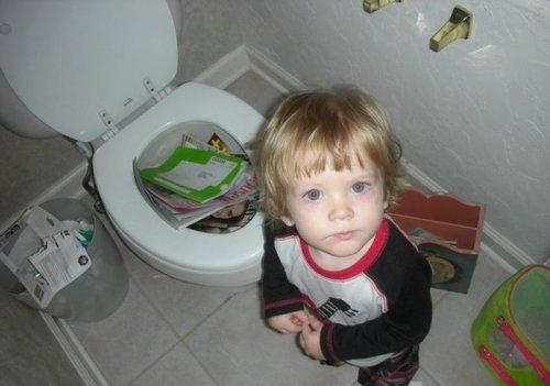 Детские шалости (27 фото)