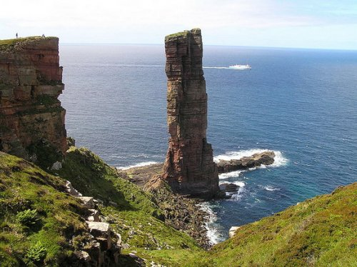 Топ-10: Самые знаменитые морские скалы