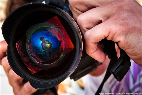 Фотографии фотографов или По ту сторону объектива