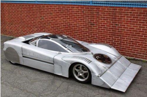 Самый быстрый автомобиль-амфибия