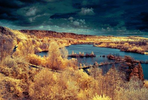 Удивительные работы фотографа Давида Кешкеряна