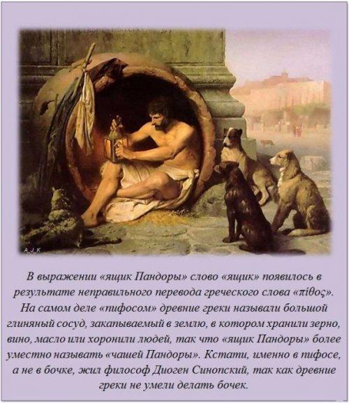 Познавательные факты обо всем на свете)