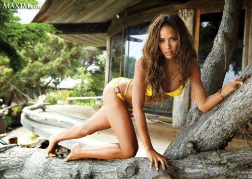 Топ-30: девушки со страниц журнала Maxim