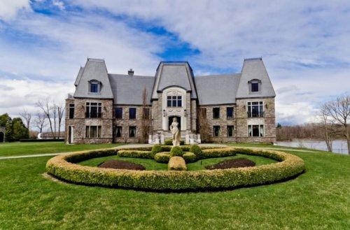 Особняк Селин Дион – самый дорогой дом в Квебеке