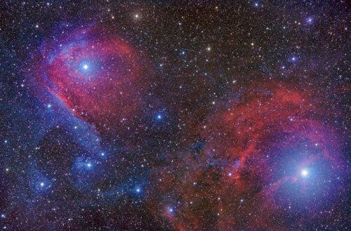 Лучшие космические фотографии за май 2012