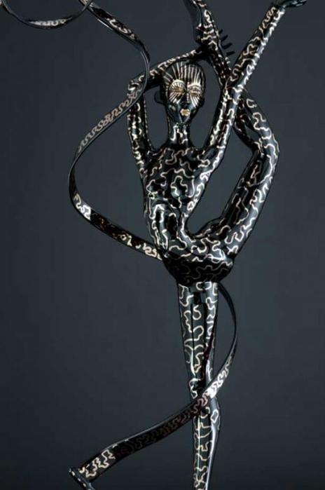 Стеклянное кружево Роберта Микелсена
