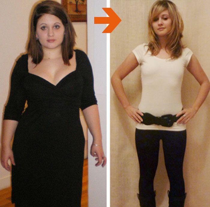 Фото и диеты похудевших людей