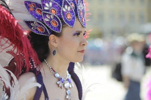 Карнавал Самбы в Хельсинки
