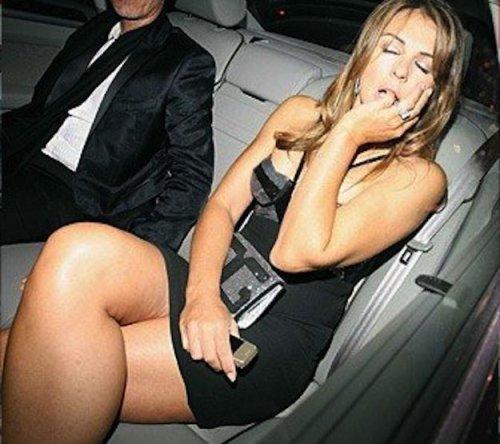фото пьяных знаменитостей сексуальные