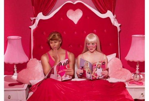 Барби и Кен в реальной жизни