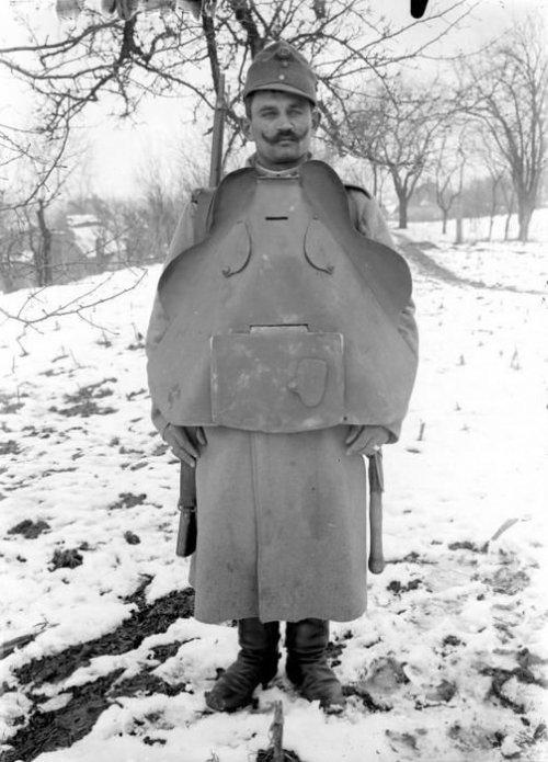 Костюм-трансформер времен Первой мировой войны