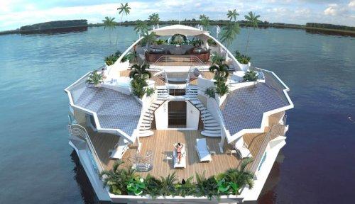 Корабль-остров