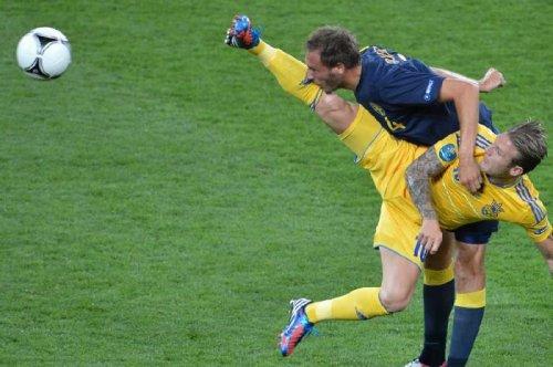 Впечатляющие снимки с Евро-2012