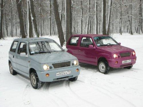 """Новые бюджетные авто от завода """"ЗиЛ"""""""