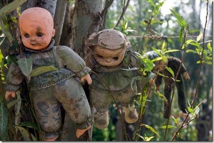 Остров призрачных кукол