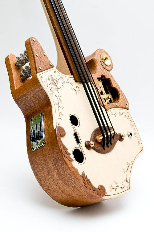 Музыкальные инструменты Celentano Woodworks