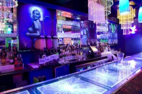 Африканский ночной клуб Avastar