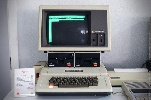 Музей техники Apple в Москве