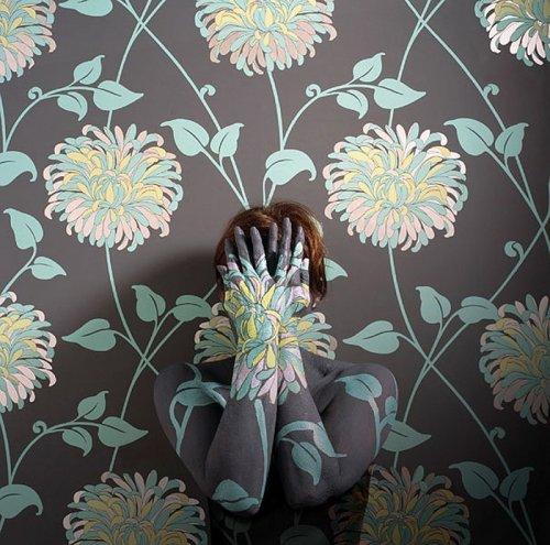 Невидимая девушка от Сесилии Паредес