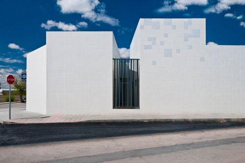 Полицейский участок в Испании