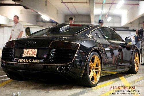 GoldRush Rally 4 - заезд на эксклюзивных суперкарах