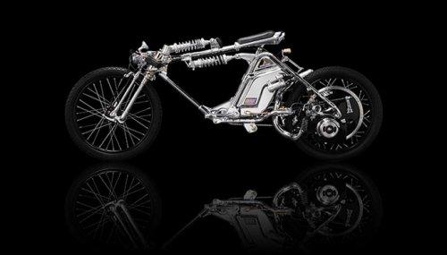 Чикара Нагата и его мотоциклы