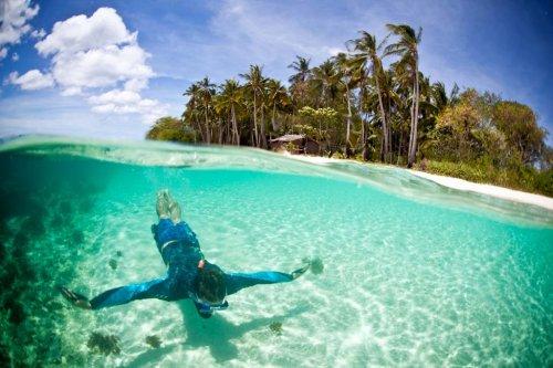 Места с самой чистой водой на Земле