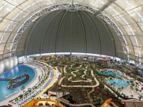Топ-10: самые необычные аквапарки