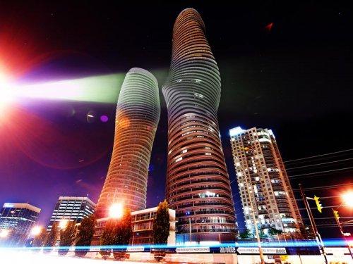Уникальные башни Абсолют Тауэрс