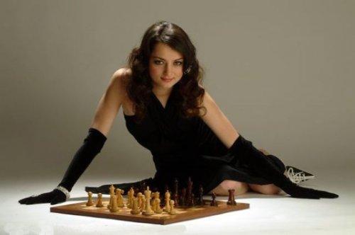 Анекдоты про шахматы