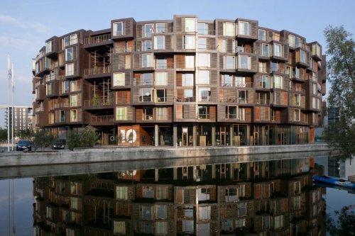 Самое клевое общежитие в мире