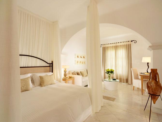 Спальня в греческом стиле фото