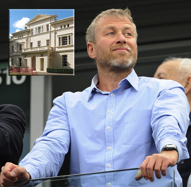 Придётся  доживать теперь в солнечном Магадане: Британия конфискует особняки русских олигархов, чиновников и бандитов