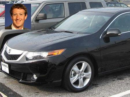 Какие авто предпочитают владельцы крупнейших IT- компаний