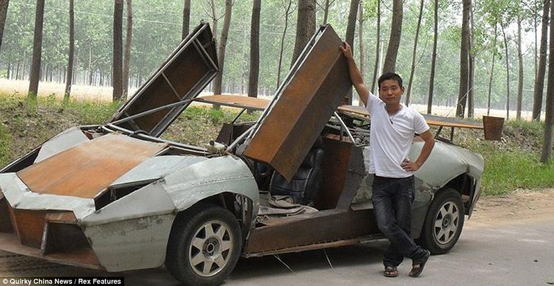 Для авто своими руками в домашних условиях