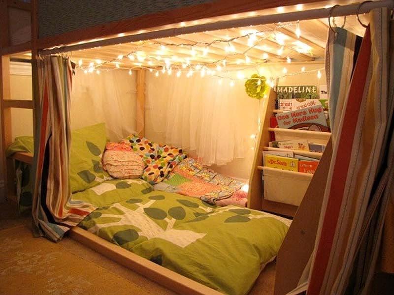Интересные интерьеры спальни