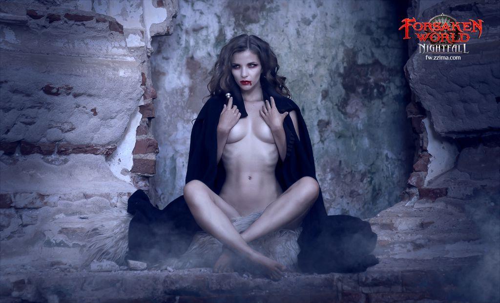 Сексуальные вампирши фото 5 фотография
