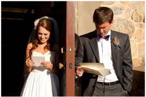 Реакция мужчины на любовное письмо