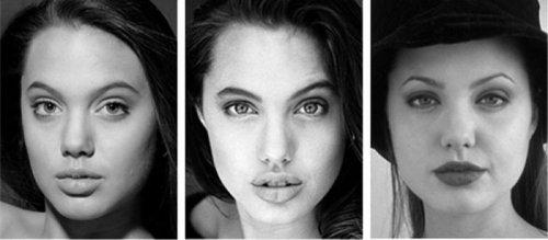 Как менялась Анджелина Джоли