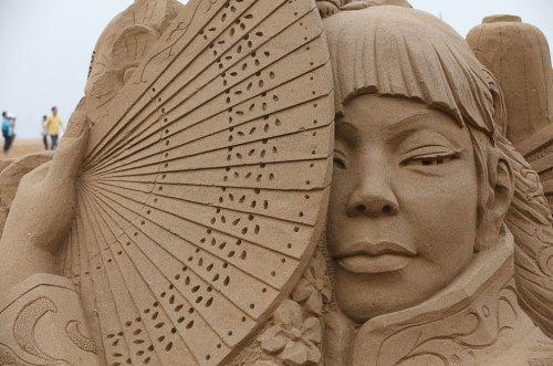 20 самых удивительных песчаных скульптур