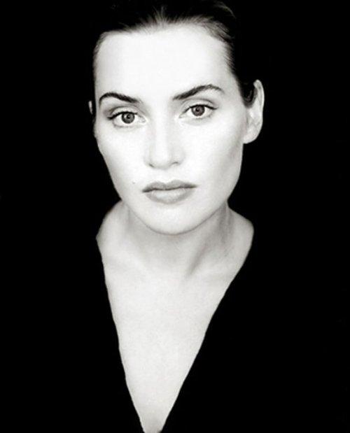 Чёрно-белые фото знаменитостей