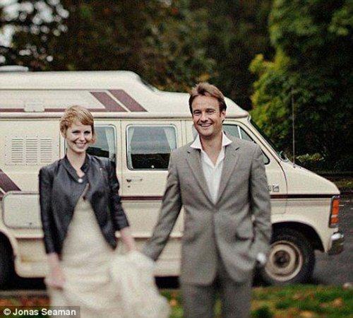 Счастливые супруги отпраздновали 22 свадьбы