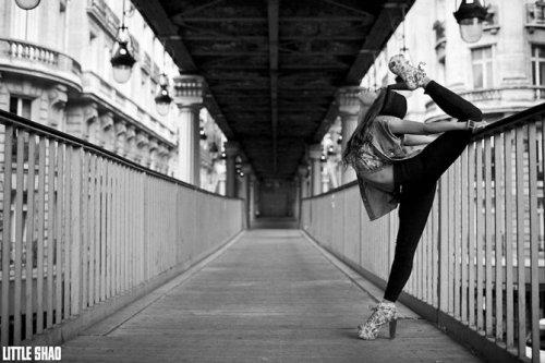 Танцующий мир от Little Shao