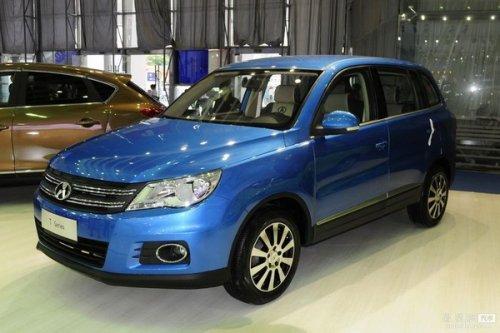 Атака клонов или Китайский автопром