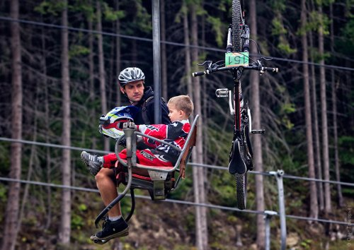 Байк-фестиваль Bukovel Grand Bike Fest 2012