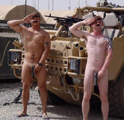Армия голого принца Гарри